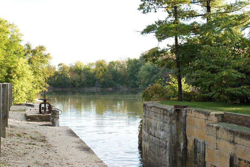 I&M Canal Lockhouse
